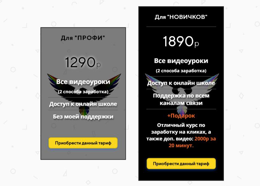Курс Сокол Андрея Копылова