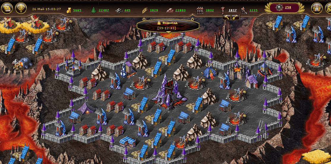 my lands игра