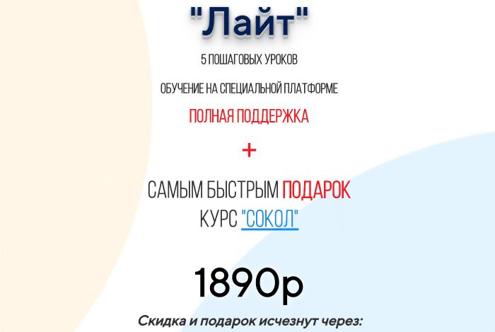 Копылов система лайт